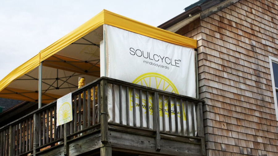 Soul Cycle Barn