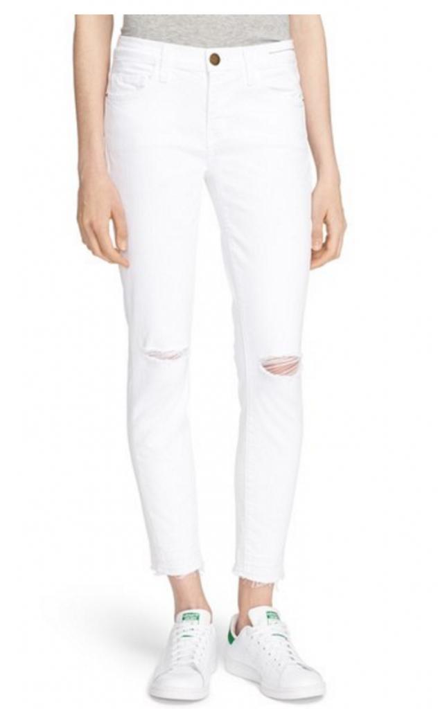 Current Elliot Skinny Stiletto Jeans