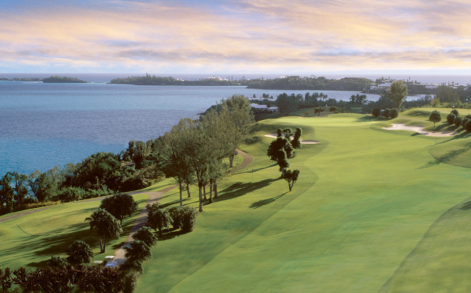 rosewood hotel at tuckers point golf course
