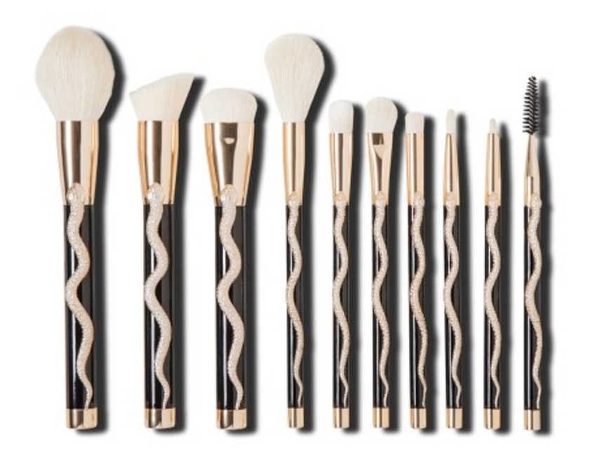 Sonia Kashuk Holiday Brush Set 10 pc