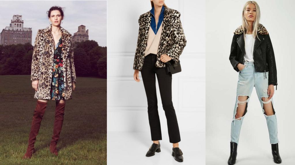 Looks to Love: Leopard Coats