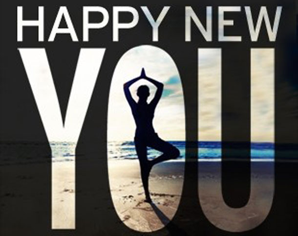 Health and Fitness Items to help you keep those New Year's Resolutions