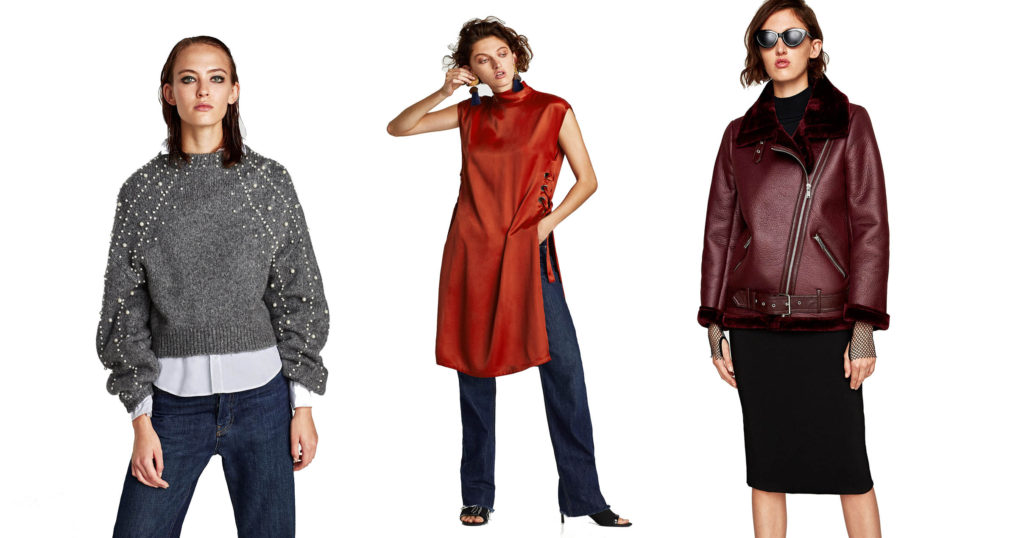 Zara Pre-Fall Collection: online now!