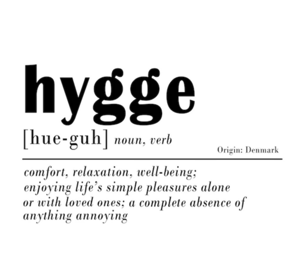 The Art of Hyggee