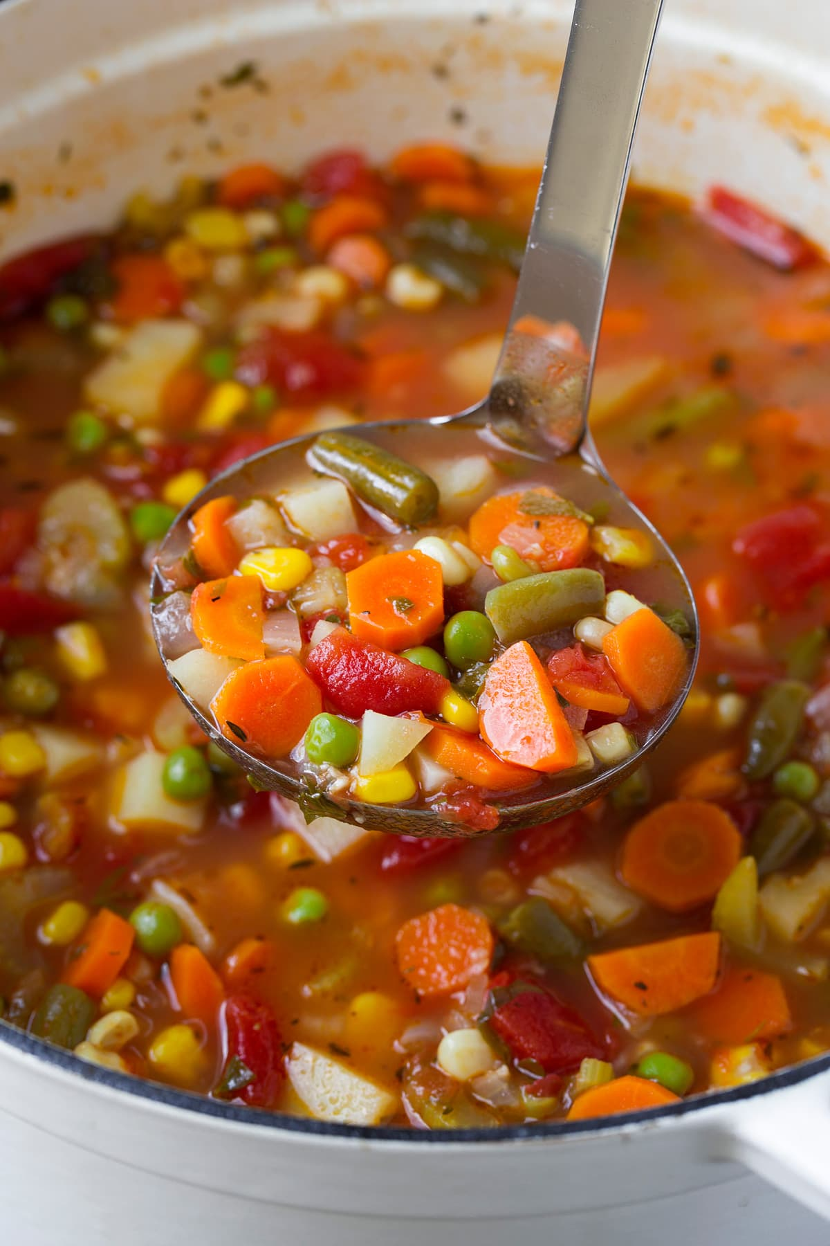 Go-to Veggie Soups