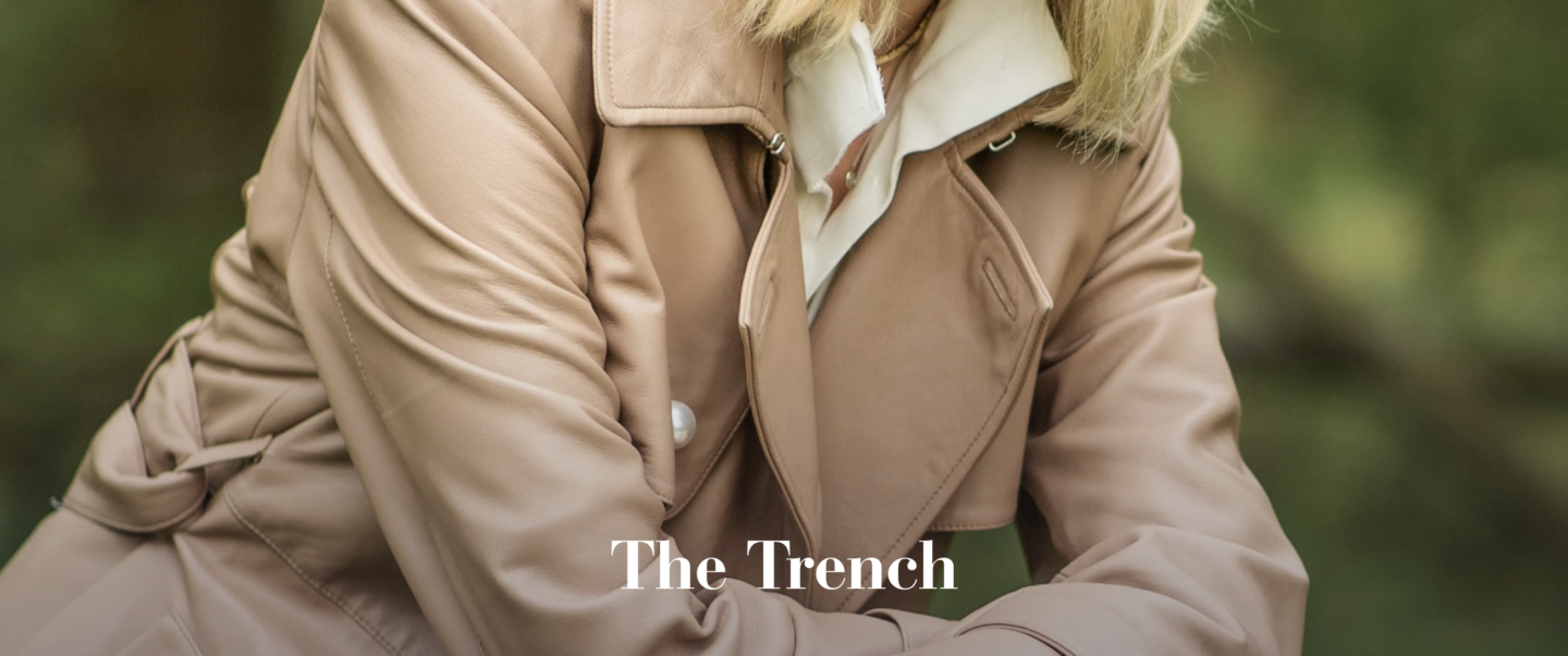 All About the Trench